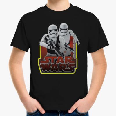 Детская футболка Клоны