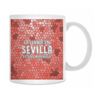 La lluvia en Sevilla