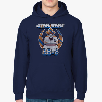 Толстовка худи Дроид BB-8