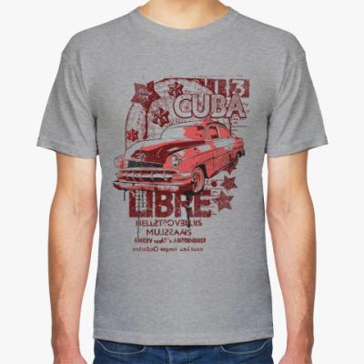Футболка Cuba Libre