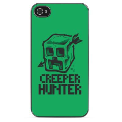 Чехол для iPhone Creeper Hunter