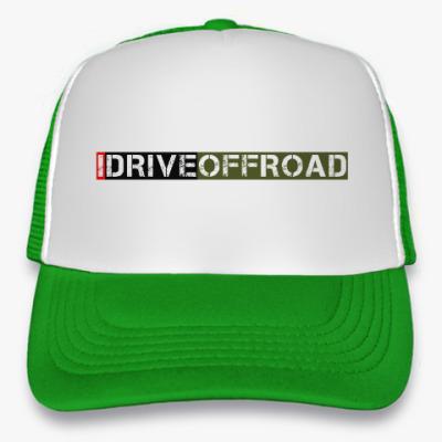 Кепка-тракер i drive offroad