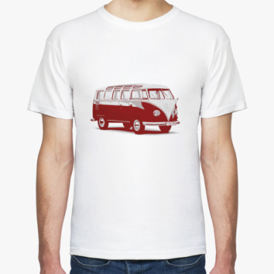 Футболка Автобус