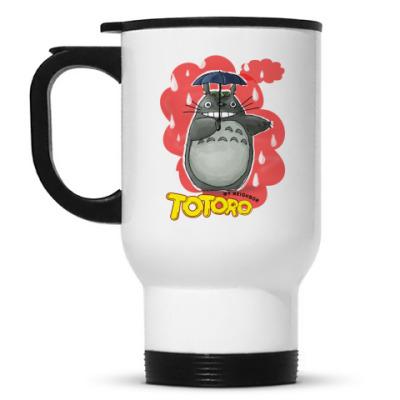 Кружка-термос Тоторо3