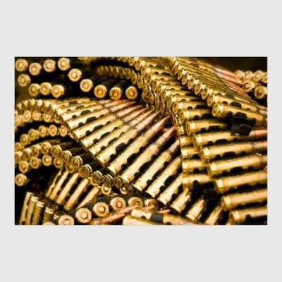 Постер 'Пулеметная лента'