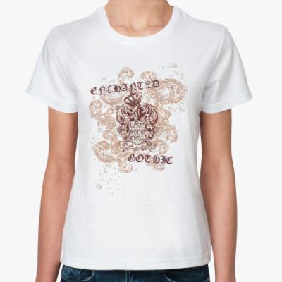 Классическая футболка Rock-n-roll