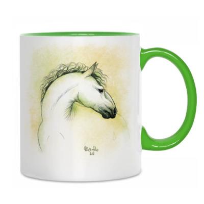 Весенняя лошадь