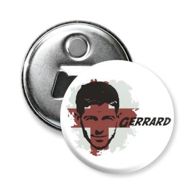 Магнит-открывашка Джеррард