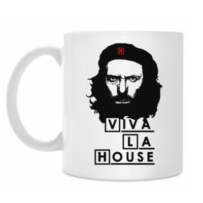 Кружка Viva La House