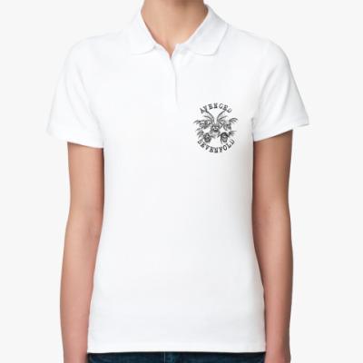 Женская рубашка поло Avenged Sevenfold