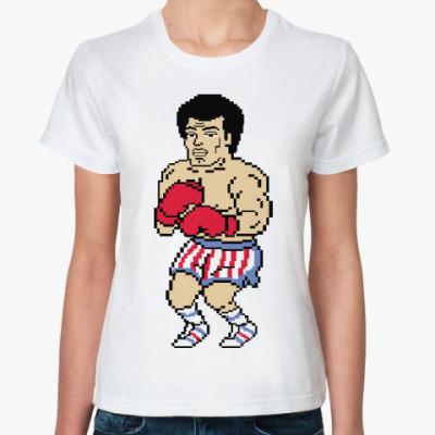 Классическая футболка Рокки