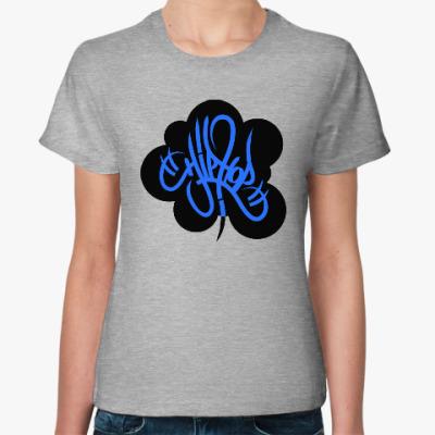 Женская футболка Hip Hop