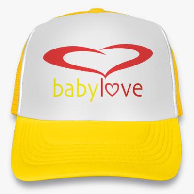 Кепка-тракер Baby Love