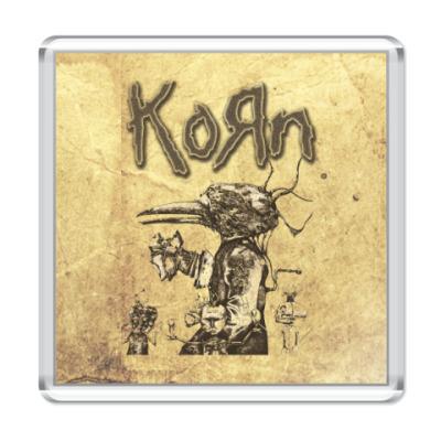 Магнит Korn
