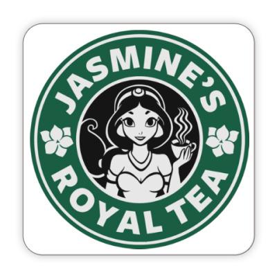 Костер (подставка под кружку) Жасминовый чай