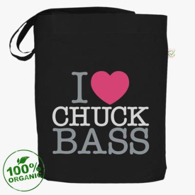 Сумка I love chuck bass