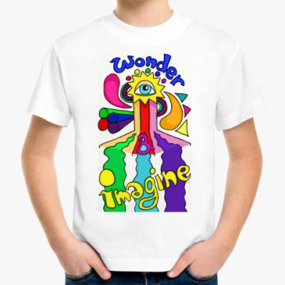 Детская футболка Imagine