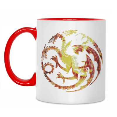 Кружка Khaleesi