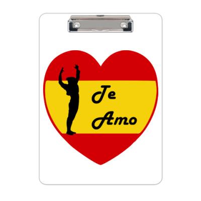 Я люблю тебя по-испански