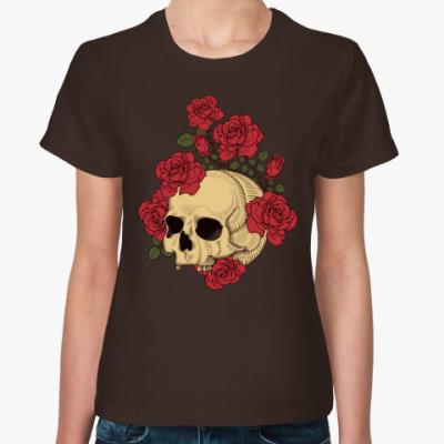 Женская футболка The Dead Garden