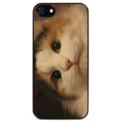 Чехол для iPhone Милый кот