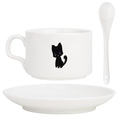 Кофейный набор Kitten (котёнок)