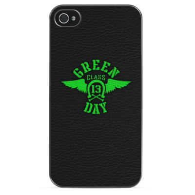 Чехол для iPhone Green Day