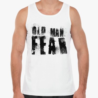 Майка Old Man Fear