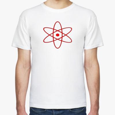 Футболка Атом