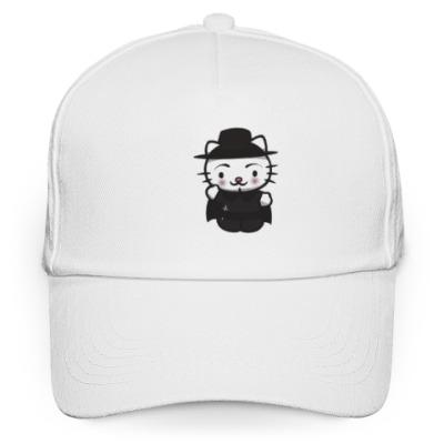 Кепка бейсболка Kitty Vendetta