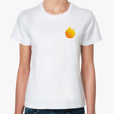 Классическая футболка Котошар