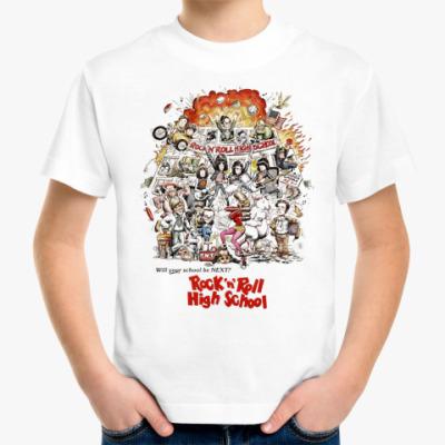 Детская футболка Ramones RnRHS Детская футболка