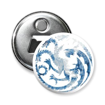 Магнит-открывашка Khaleesi and Dragons