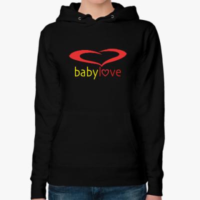 Женская толстовка худи Baby Love