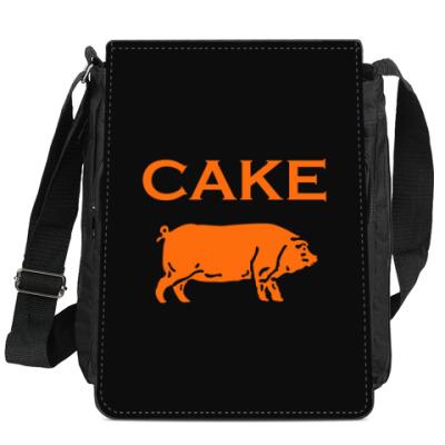 Сумка-планшет Cake