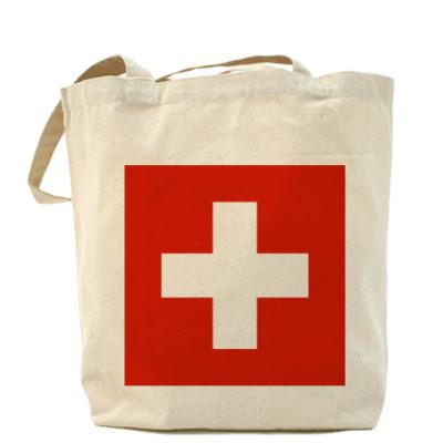 Сумка  Швейцария