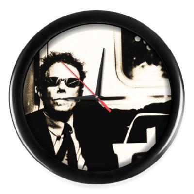 Настенные часы Tom Waits