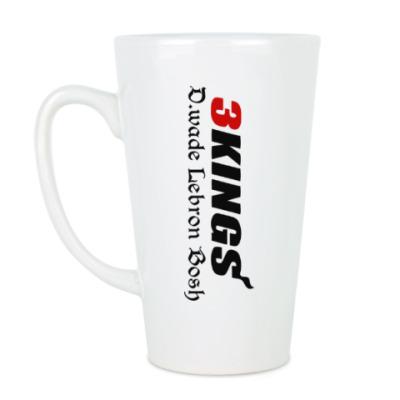 Чашка Латте Три короля