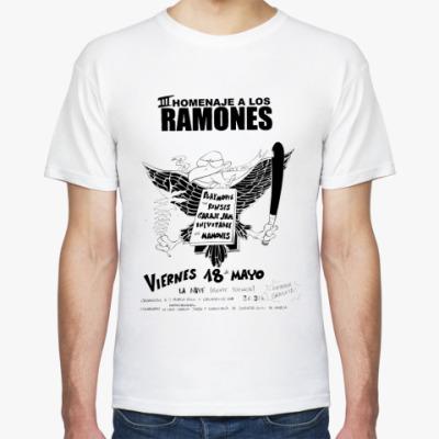 Футболка Los Ramones