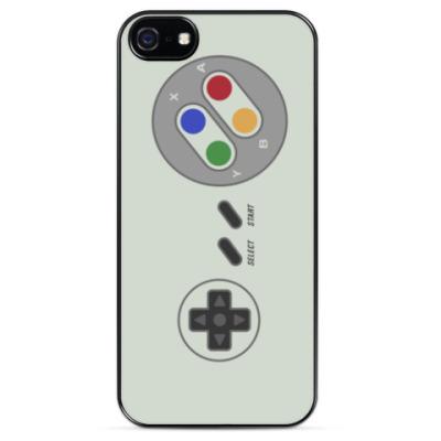 Чехол для iPhone Super Nintendo (NES)