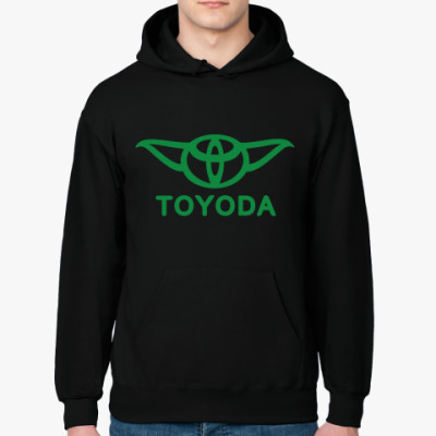 Толстовка худи Toyoda