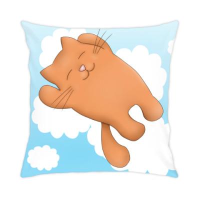 Подушка Спящий Пухлик