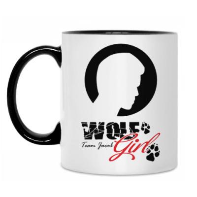 Кружка Wolfgirl
