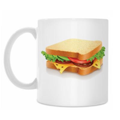 Кружка Бутерброд