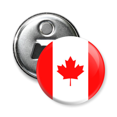 Магнит-открывашка Канада, Canada