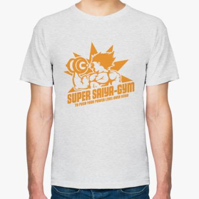 Футболка Super Saiya-Gym