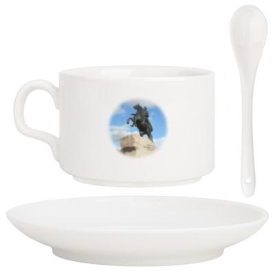 Кофейный набор Медный всадник