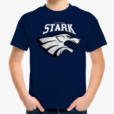 Детская футболка Дом Старков (Игра Престолов)
