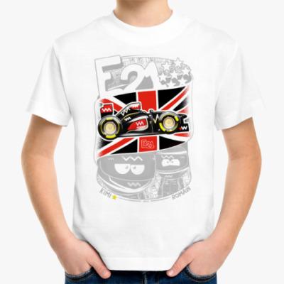 Детская футболка Е21