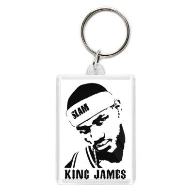 Брелок King James